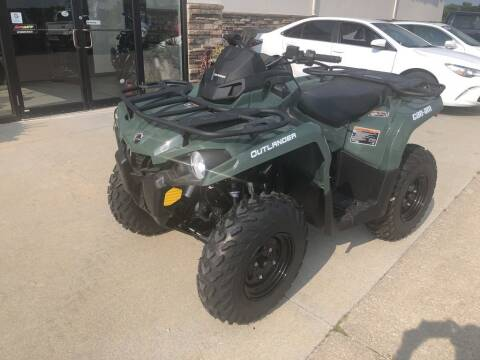 2015 Polaris Sportsman® 570 EFI Sage G for sale at Head Motor Company - Head Indian Motorcycle in Columbia MO
