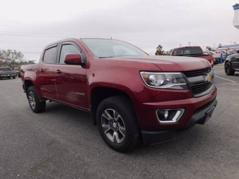 2017 Chevrolet Colorado for sale at Auto Finance of Raleigh in Raleigh NC