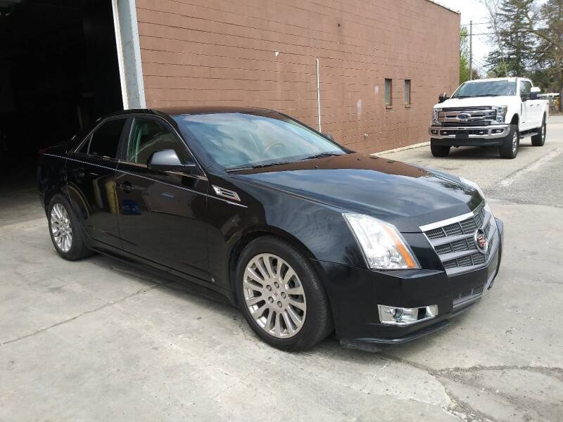 2010 Cadillac CTS for sale at Kevin Lapp Motors in Plymouth MI