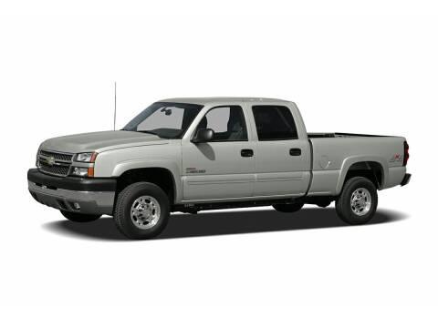 2005 Chevrolet Silverado 2500HD for sale at Bill Gatton Used Cars - BILL GATTON ACURA MAZDA in Johnson City TN