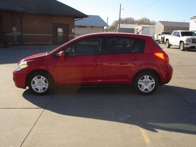2010 Nissan Versa for sale at Quality Auto Sales in Wayne NE
