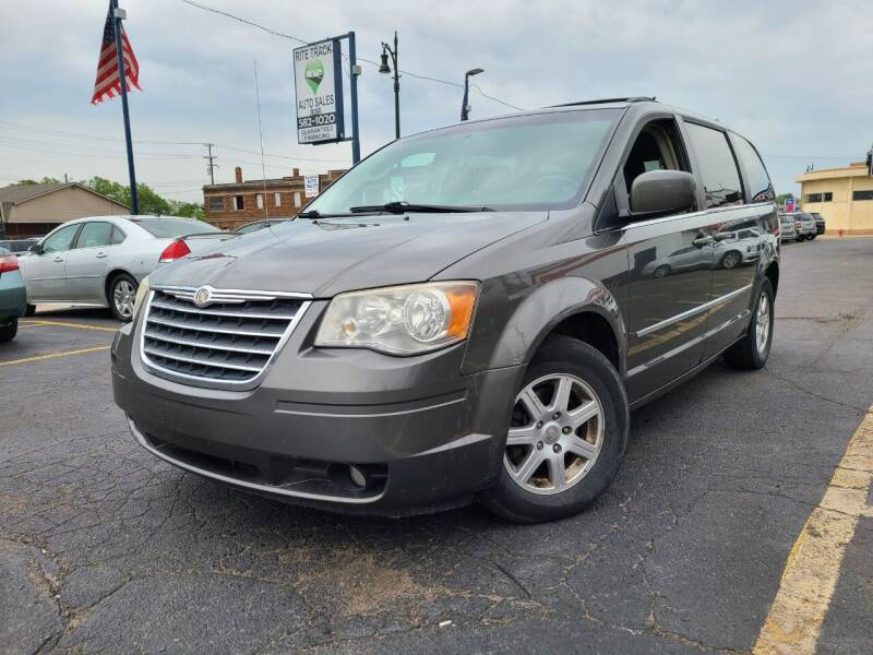 2010 Chrysler Town and Country for sale at Rite Track Auto Sales in Detroit MI