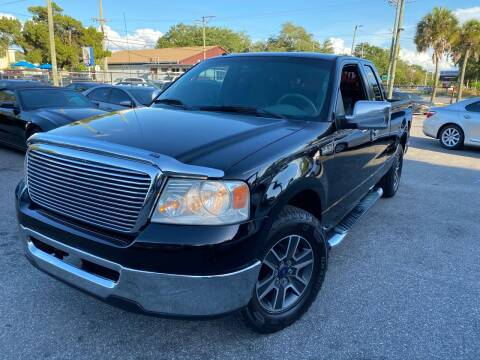 2006 Ford F-150 for sale at CHECK  AUTO INC. in Tampa FL