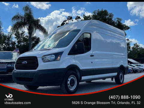 2019 Ford Transit Cargo for sale at V & B Auto Sales in Orlando FL