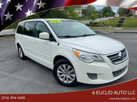 2012 Volkswagen Routan for sale at 6 Euclid Auto LLC in Bristol VA