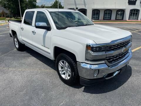 2018 Chevrolet Silverado 1500 for sale at H & B Auto in Fayetteville AR