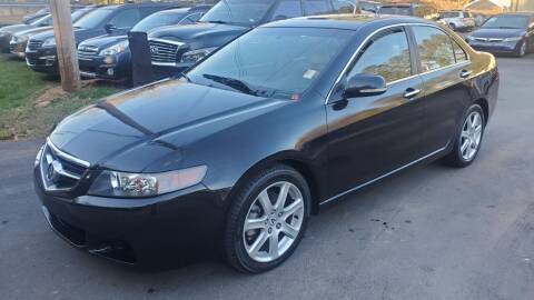 2005 Acura TSX for sale at GA Auto IMPORTS  LLC in Buford GA