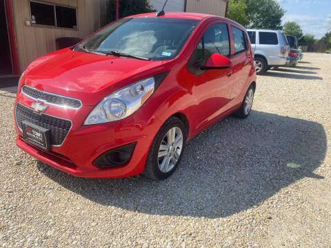 2015 Chevrolet Spark for sale at Gtownautos.com in Gainesville TX