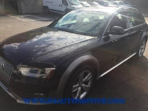 2013 Audi Allroad for sale at J & M Automotive in Naugatuck CT