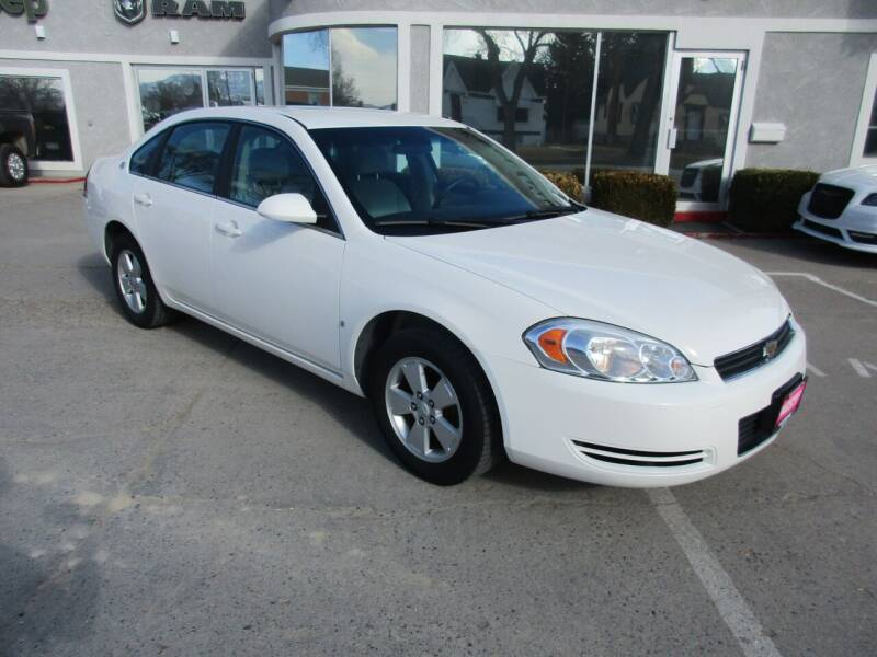 2008 Chevrolet Impala for sale at West Motor Company in Hyde Park UT