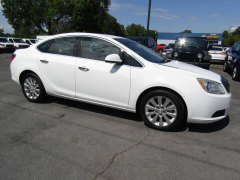 2014 Buick Verano for sale at 2010 Auto Sales in Troy NY