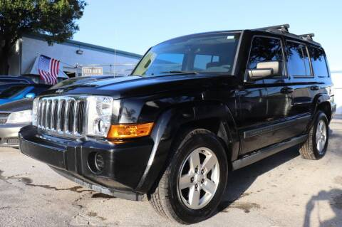 2007 Jeep Commander for sale at Keen Auto Mall in Pompano Beach FL