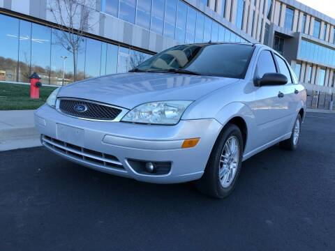 2007 Ford Focus for sale at WALDO MOTORS in Kansas City MO