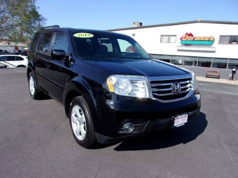 2013 Honda Pilot for sale at Dorman's Auto Center inc. in Pawtucket RI