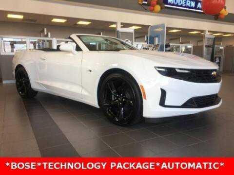 2021 Chevrolet Camaro for sale at MODERN AUTO CO in Washington MO