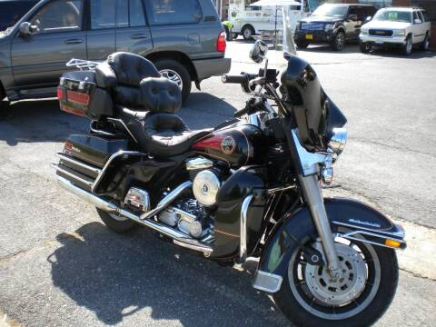 1992 Harley -Davidson FLHTC-U
