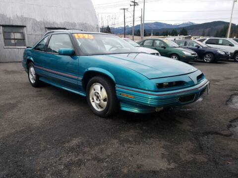 1994 Pontiac Grand Prix for sale at Low Auto Sales in Sedro Woolley WA