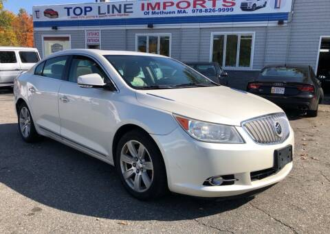 2012 Buick LaCrosse for sale at Top Line Import of Methuen in Methuen MA