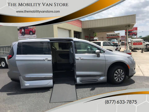 2020 Chrysler Pacifica for sale at The Mobility Van Store in Lakeland FL