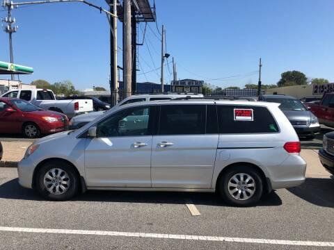 2008 Honda Odyssey for sale at Debo Bros Auto Sales in Philadelphia PA