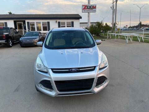 2014 Ford Escape for sale at Zoom Auto Sales in Oklahoma City OK