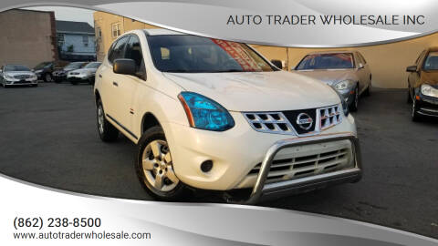 2014 Nissan Rogue Select for sale at Auto Trader Wholesale Inc in Saddle Brook NJ