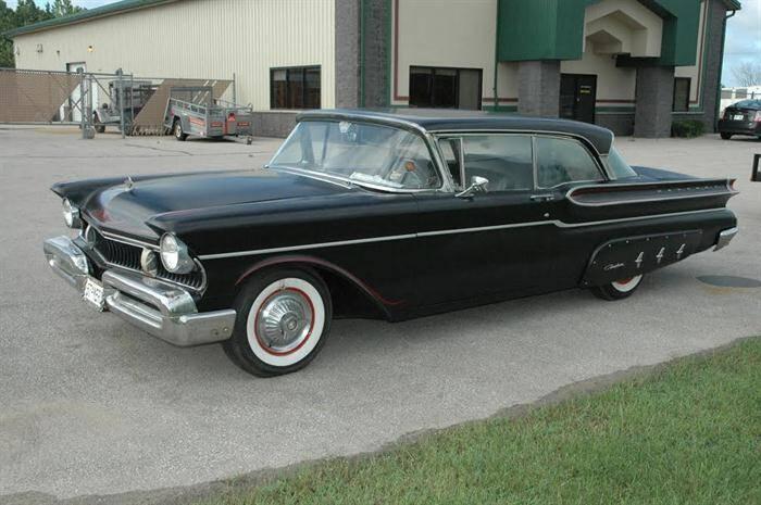 1957 Mercury Montclair for sale in Hobart, IN