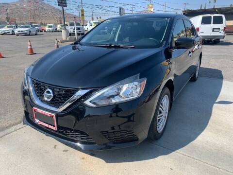 2016 Nissan Sentra for sale at Los Compadres Auto Sales in Riverside CA