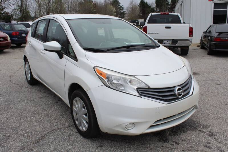 2015 Nissan Versa Note for sale at UpCountry Motors in Taylors SC