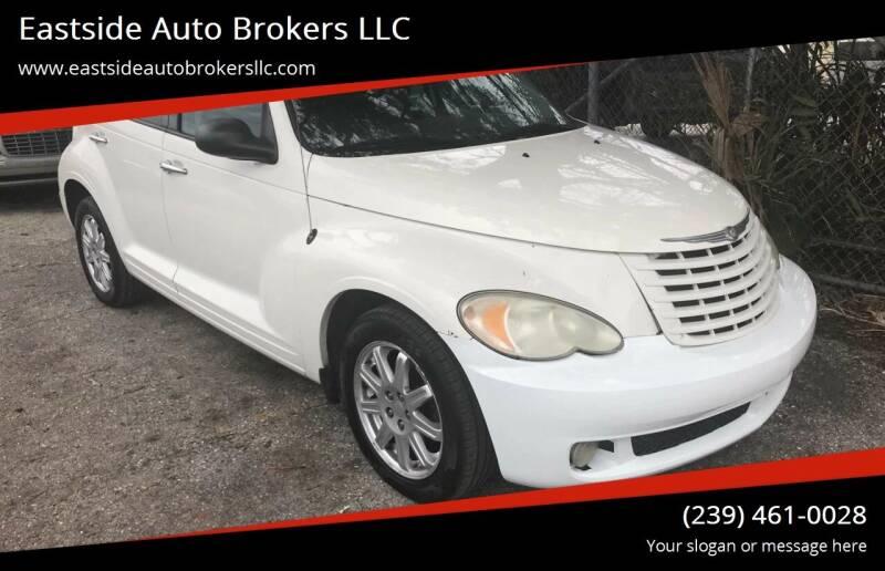 2009 Chrysler PT Cruiser for sale at Eastside Auto Brokers LLC in Fort Myers FL