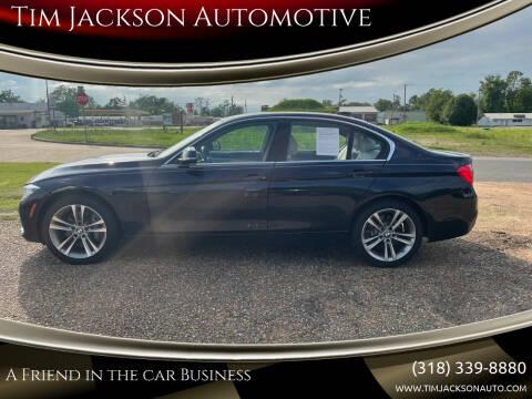 2017 BMW 3 Series for sale at Tim Jackson Automotive in Jonesville LA