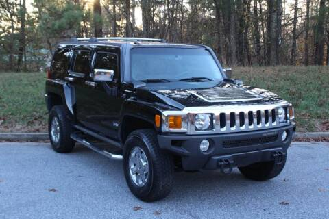 2006 HUMMER H3 for sale at El Patron Trucks in Norcross GA