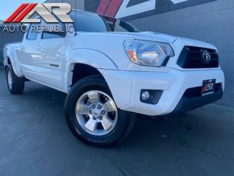 2014 Toyota Tacoma for sale at Auto Republic Fullerton in Fullerton CA