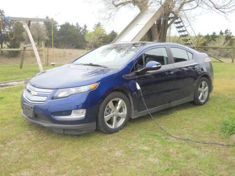 2012 Chevrolet Volt for sale at Precious Pics Motors in Hinton OK