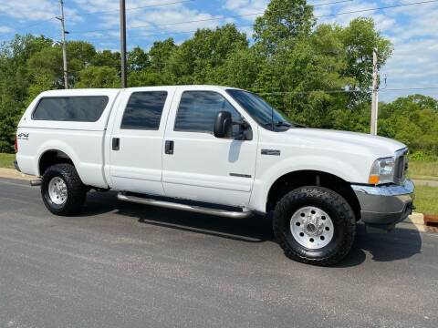 2001 Ford F-250 Super Duty for sale at Encore Auto in Niles MI