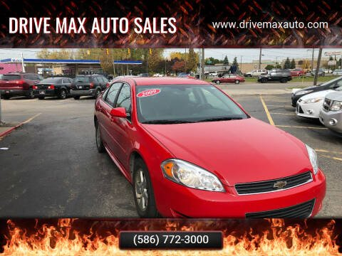 2009 Chevrolet Impala for sale at Drive Max Auto Sales in Warren MI