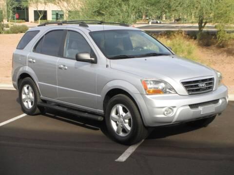 2007 Kia Sorento for sale at COPPER STATE MOTORSPORTS in Phoenix AZ