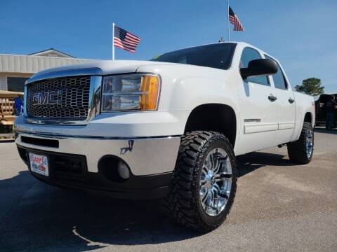 2011 GMC Sierra 1500 for sale at Gary's Auto Sales in Sneads NC