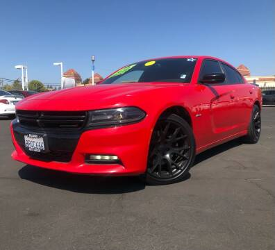 2016 Dodge Charger for sale at LUGO AUTO GROUP in Sacramento CA