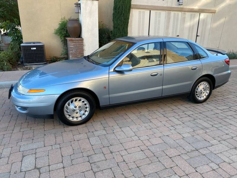 2001 Saturn L-Series for sale at California Motor Cars in Covina CA