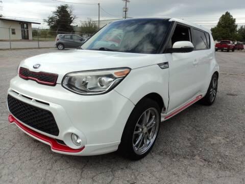 2014 Kia Soul for sale at Grays Used Cars in Oklahoma City OK
