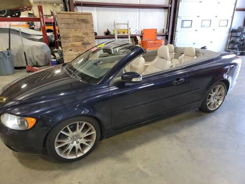 2008 Volvo C70 for sale at Hometown Automotive Service & Sales in Holliston MA