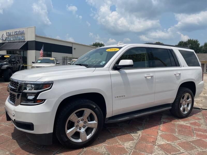 2016 Chevrolet Tahoe for sale at CAPITOL AUTO SALES LLC in Baton Rouge LA