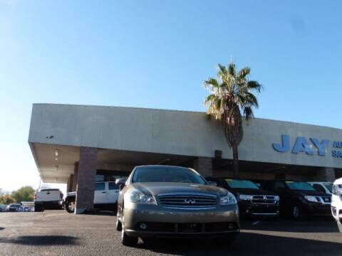 2006 Infiniti M35 for sale at Jay Auto Sales in Tucson AZ