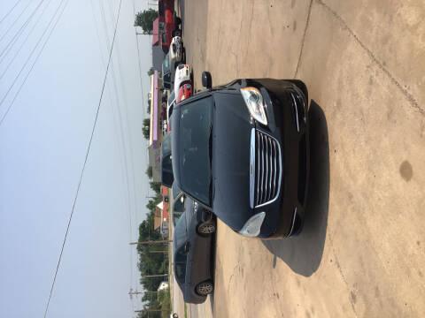 2012 Chrysler 200 for sale at 4 B CAR CORNER in Anadarko OK