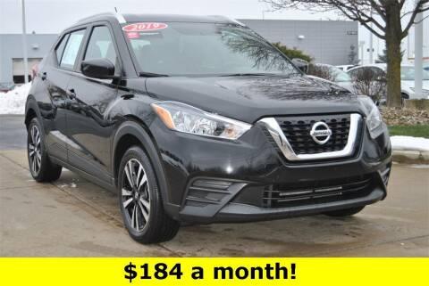 2019 Nissan Kicks for sale at Ken Ganley Nissan in Medina OH