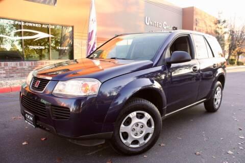 2007 Saturn Vue for sale at CK Motors in Murrieta CA