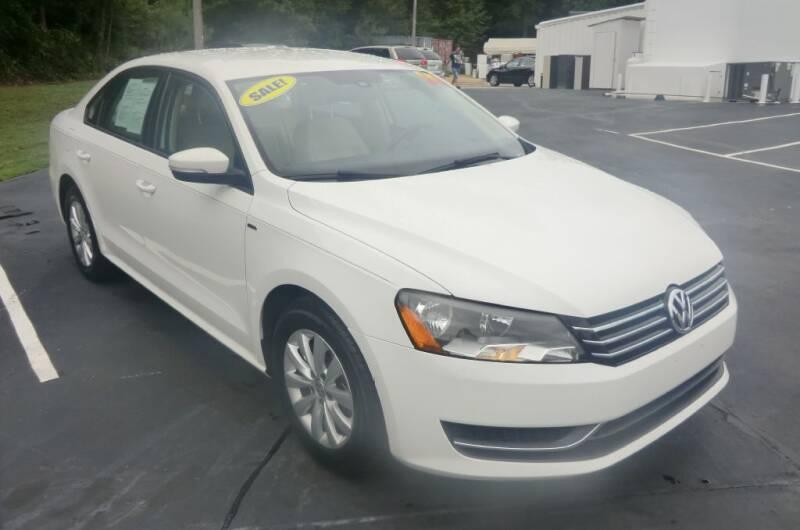 2014 Volkswagen Passat for sale at Glory Motors in Rock Hill SC