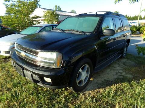 2006 Chevrolet TrailBlazer EXT for sale at Creech Auto Sales in Garner NC