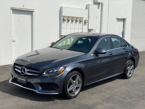 2015 Mercedes-Benz C-Class for sale at Corsa Exotics Inc in Montebello CA